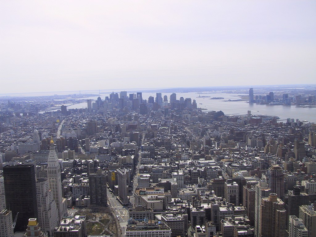Empire State Building, New York City - A View On Cities
