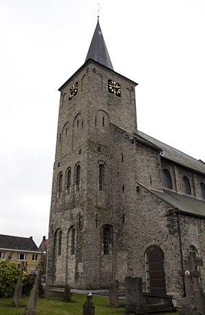 Ename - Saint Laurentius church of Ename
