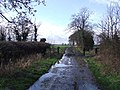 End of Moxons Farm Lane - geograph.org.uk - 346082.jpg