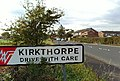 Entering Kirkthorpe from the West - geograph.org.uk - 1617637.jpg