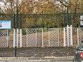 Entrée Parc Montreau Rue Delvaquerie Montreuil Seine St Denis 2.jpg