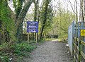Entrance to Tupton Wood - geograph.org.uk - 404384.jpg