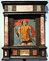 Ercole de' roberti (attr.), san michele arcangelo, 1480-85 ca. 01.jpg