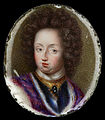 Erik Utterhielm - Miniature portrait of Charles XI, King of Sweden 1660-1697 - Google Art Project.jpg
