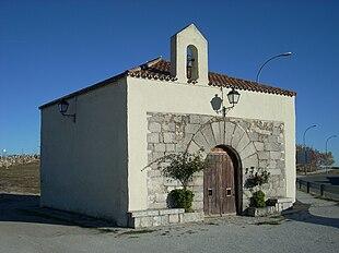 Hermitage of Santa Ana.