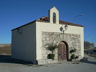 Colmenar Viejo - Hermitage of Santa Ana.