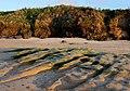 Eroded rocks, Harlyn Bay - geograph.org.uk - 1285537.jpg