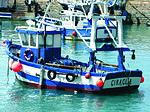 Erquy, de haven. Bretagne, Frankrijk 2007.jpg