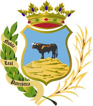 Montoro - Image: Escudo montoro