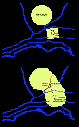 Esfahan scheme middle ages fr
