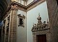 Església del monestir de Sant Miquel dels Reis, interior.JPG