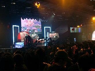 Video gaming in South Korea - Korean E-Sports Stadium at Yongsan I'Park Mall