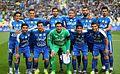 Esteghlal F.C. team image before Rah Ahan match.jpg