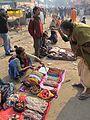 Ethnic Ornaments Trading - Gangasagar Fair Transit Camp - Kolkata 2012-01-14 0716.JPG
