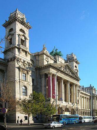 Ethnography - Ethnography museum, Budapest, Hungary