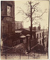 Eugène Atget (French - Staircase, Montmartre - Google Art Project.jpg