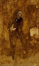 Eugène Carrière - Portrait of Clemenceau - Google Art Project.jpg