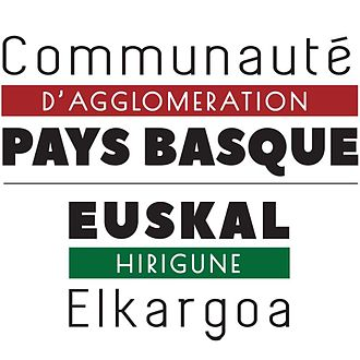Communauté d'agglomération du Pays Basque - Logo of the Basque community