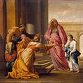 Eustache Le Sueur - Presentation of the Virgin - WGA12614.jpg