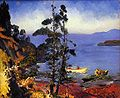 Evening Blue George Wesley Bellows.jpeg