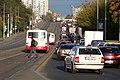 Evropská, od zastávky Nad Džbánem k zastávce Nádraží Veleslavín (01).jpg