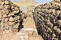 Excavations. A Parthian building at Qalatga Darband, Darband-i Rania, Sulaymaniyah Governorate, Iraqi Kurdistan.jpg