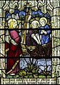 Exeter Cathedral, Stained glass window detail (36232925594).jpg