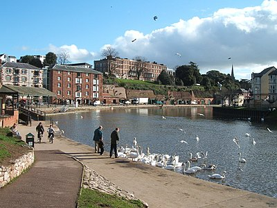 Exeter Quay and Colleton Crescent - geograph.org.uk - 376627.jpg