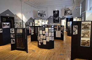 Jewish Historical Institute - An exhibition on the first floor