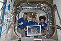 Expedition 27 Kondratyev Nespoli & Coleman Origami HTV2.jpg