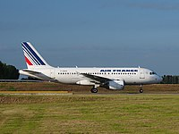 F-GRHQ - A319 - Air France