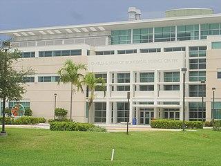 Charles E. Schmidt College of Medicine Medical school in Florida, USA