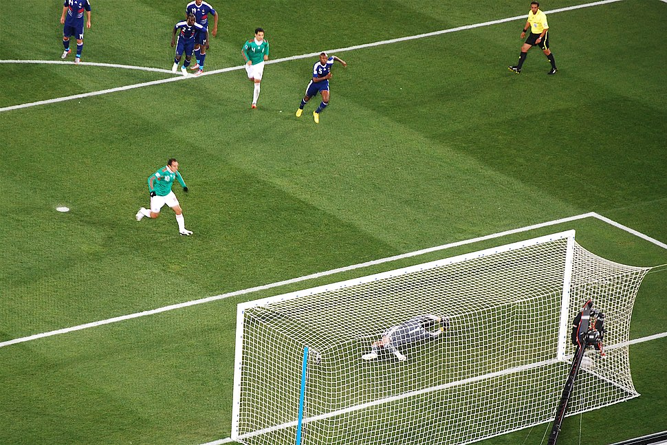FIFA World Cup 2010 France Mexico