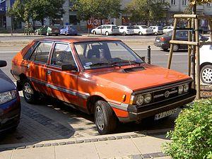 FSO Polonez - 1983 Polonez (1978-1989 series)