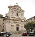 Facciata della chiesa di San Filippo Neri, Perugia.jpg