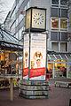 Falke-Uhr Georgstrasse Schmiedestrasse Mitte Hannover Germany 02.jpg