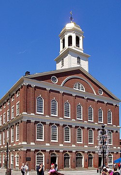 Image result for image of faneuil hall