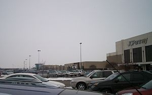 Saginaw, Michigan - The Fashion Square Mall in nearby Saginaw Township, Michigan, as it appeared in December 2010.