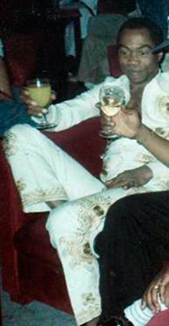 Fela Kuti - Fela Kuti in 1970