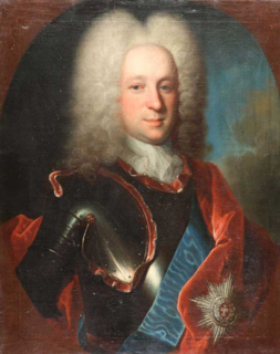 Ferdinand Anton Danneskiold-Laurvig Danish noble