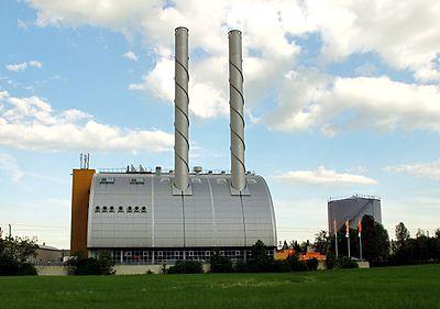 Picture of Fernheizwerk Inzersdorf