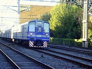 Argentren Argentine regional railway company, 2014