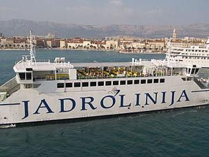 Ferry Marjan - Split, Croatia - 24 Sept. 2011 - (1).jpg