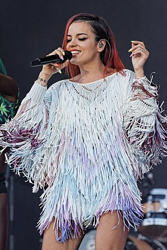 Lily Allen - Allen performing at the Festival des Vieilles Charrues in May 2014