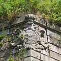 Festung Rosenberg - Ravelin Anton - Frankenstein-Wappen.jpg