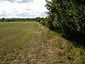 Field margin after harvesting west of Primrose Farm - geograph.org.uk - 540673.jpg