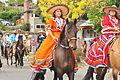 Fiestas Patrias Parade, South Park, Seattle, 2015 - 234 - the horses (21409134860).jpg