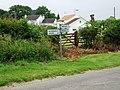 Fingerpost to Poolham - geograph.org.uk - 464475.jpg