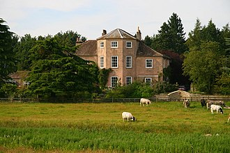 Hambleton District - Firby Hall, Bedale