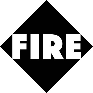 Fire Records (UK) British Records label founded in 1986